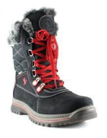 apres ski collection, santana canada, maldine, black, main