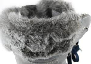 melita steel, apres ski collection, santana canada, fur