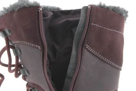 santana canada, topspeed tall, winter boot, sportismo collection, bordeaux, gusset