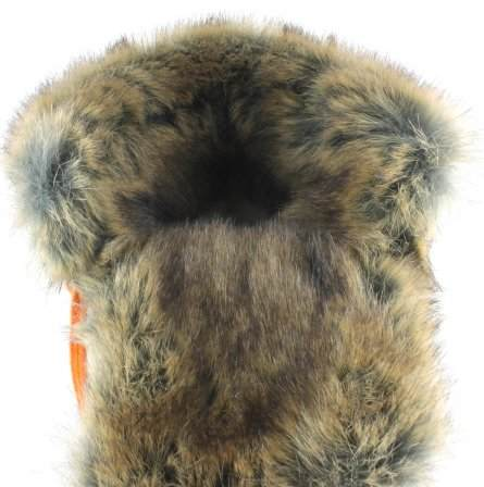 apres ski collection, santana canada, maldine, chestnut, inside fur